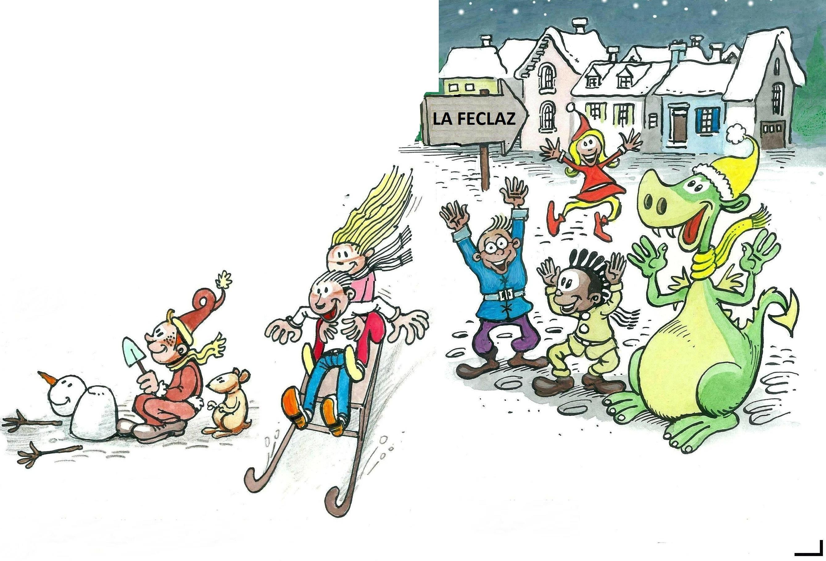 Maison de croix luizet sortie familiale la neige for Sortie famille 78