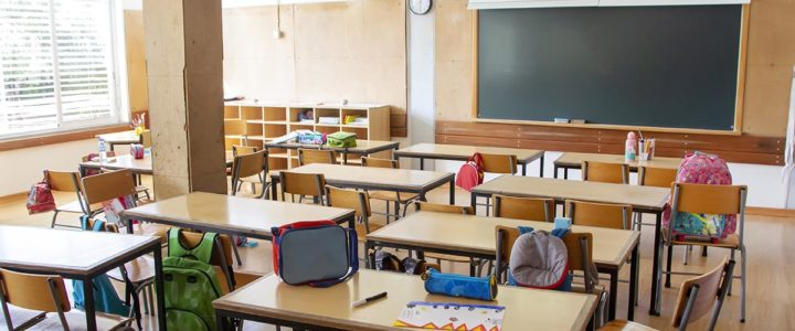 Info école & confinement avril 2021